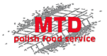 MTD Polish Food Service Logo